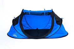 Premium Baby Pop-up Sun Shade Beach and Travel Tent, Baby Nook by ModFamily, instant and automatic portable bed,breathable,convenient,lightweight - blue color. Also includes self-inflating mat for additional comfort. ModFamily http://www.amazon.com/dp/B00YJOCGKA/ref=cm_sw_r_pi_dp_Unzbwb17GAKEQ