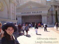 Photo Fun At Caesars Palace in Las Vegas (WW *Linky)
