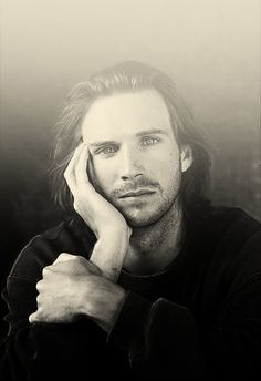 GOOD GOD.  I want this man to come and look at me all day.  When I feel nice, that is.