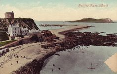Bathing Place , Howth (no date)