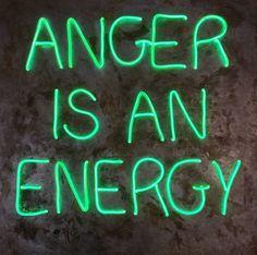 Original Graffiti Sculpture by Signing On | Street Art Art on Steel | Anger Is An Energy