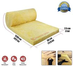 Mineral Wool Insulation Wool Insulation, Thermal Insulation, Insulating A Shed, Mineral Wool, Wood Shed Plans, New Dragon, Yellow Houses, House On Wheels, Floor Chair
