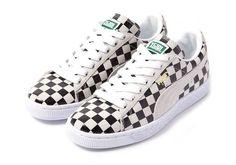 Puma Suede Checkboard Print #sneakers #sneakernews #StreetStyle #Kicks #adidas #nike #vans #newbalance #puma #ADIDAS #ASICS #CONVERSE #DIADORA #REEBOK #SAUCONY