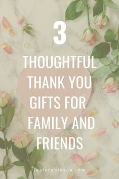 Beautiful and thoughtful gratitude gift ideas for family and friends to show how much you appreciate them. #gratitude #giftideas #thankyougifts Gratitude Jar, Practice Gratitude, Gratitude Quotes, Attitude Of Gratitude, Gifts For Family, Gifts For Friends, Thanking Someone, Special People, Positive Mindset