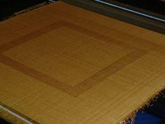 Giovanni Corvaja: The Golden Handkerchief, the cloth on the loom
