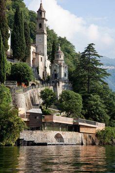 Emmy DE * Brienno, Lago di Como, Italy