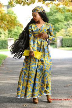 C'est via son Tumblr que nous avons découvert le photographe Damion Reid. Sur ce Tumblr, il publie des clichés pour mettre en valeur la femme noire. Le nom du site est d'ailleurs très évocateur «Beauty of the Black woman». Parmi les nombreux beaux clichés publiés par le photographe, ceux-ci ont attiré à notre attention, et ...