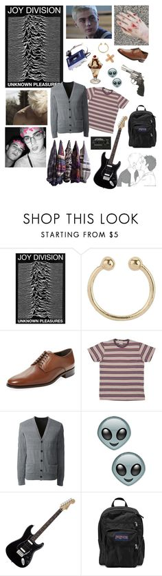 """""""Alex Standall"""" by frankieropenceyprep ❤ liked on Polyvore featuring Smith & Wesson, Sony, Miss Selfridge, Bruno Magli, Lands' End, JanSport, men's fashion and menswear"""