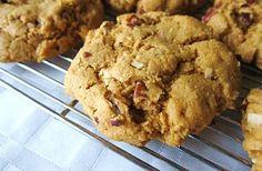 Coconut Pean Sweet Potato Cookies