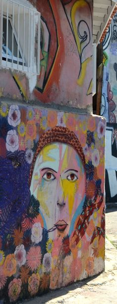 Street Art in Sao Paulo   Brazil