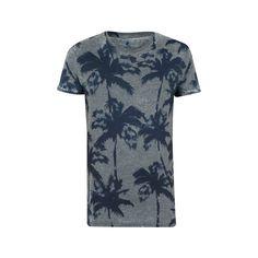 SoulCal Burnout Palm T Shirt   Mens T Shirt - usc.co.uk