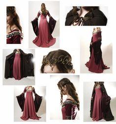 Elvish Costume by Define-X.deviantart.com on @DeviantArt