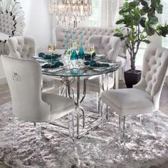17 Classy Round Dining Table Design Ideas British