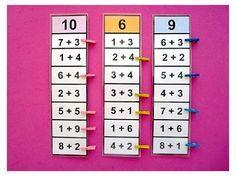 Objetivo(s):  Trabajar las operaciones de adición de manera lúdica. … Leer más