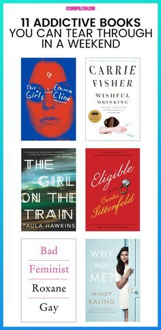11 Addictive Books You Can Tear Through in a Weekend