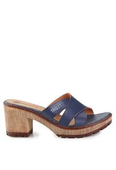 Wanita > Sepatu > Sandal > Sandal Heels > Heels Sandals Slipon > Triset Shoes