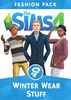 Winter Wear Stuff Pack by WyattsSims. Maxis Match Clothing for the Sims Sims 4 Game Mods, Sims Mods, Sims 4 Mm Cc, My Sims, Stylish Eve, Hipster Outfits, Winter Essentials, Nike Outfits, Bar Outfits
