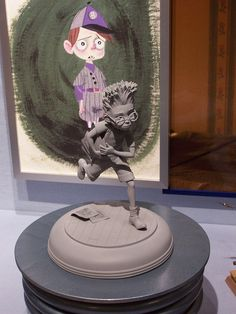 Meet the Robinson's #Maquette by The Backlot, via Flickr