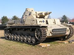 Pzkpfw-IV Ausf.E at the Aberdeen Proving Grounds in Maryland, USA