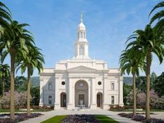 Click to download this wallpaper image of the Concepción Chile Mormon Temple