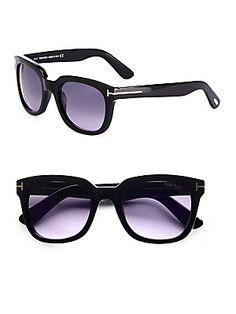 Tom Ford Eyewear Campbell Sunglasses