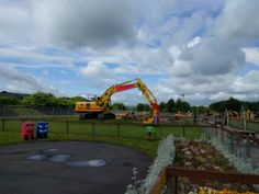 A Day Out at Diggerland  Whilst we were on holiday with Verdant Leisure at their stunning Heather View Leisure Park in County Durham a couple of weeks ago we had some lovely days out. Im going to try to write about them all over the coming weeks but today I wanted to share our trip to Diggerland.  This spun husb until he was green  He was certainly ready to go! We headed to Diggerland on the 1st day of our holiday after all the driving that is. L woke up at 5.30am ready for his trip. I had…