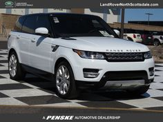 2016 New Land Rover Range Rover Sport 4WD 4dr V6 HSE at Land Rover ...