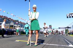 Australian GP 2015 - Grid Girls