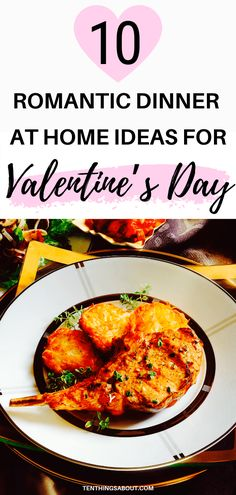 dinner for two at home meals 10 Romantic Dinner At Home Ideas Perfect For Valentine's Day! Romantic Dinner For Two, Romantic Dinner Recipes, Romantic Dinners, Romantic Ideas, Dessert For Two, Dessert Ideas, Dinner Dessert, Chocolate Stout Cake, Home Meals