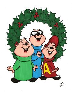 alvin and the boys singing their favorite christmas tune alvin and the chipmunks christmas time - Alvin And The Chipmunks Christmas