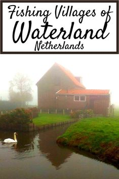 If you have more than a weekend in Amsterdam visit the fishing villages of Waterland - Marken, Edam, and Volendam - one of the best day trips from Amsterdam. Places Around The World, Travel Around The World, Around The Worlds, Us Travel Destinations, Amazing Destinations, Travel Europe, Holland, Day Trips From Amsterdam, Travel Advice