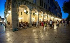 An insider's guide to the bars and nightclubs on the Greek Island of Corfu, including the best for live bands and beachside partying. By Marc Dubin, Telegraph Travel's Corfu expert. Nightlife Travel, Corfu Holidays, Travel Around The World, Around The Worlds, Corfu Greece, Greece Trip, Visit Greece, Corfu Town, Greek Isles