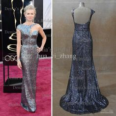 Cheap Pageant Dress - Discount 85th Oscar Celebrity Dresses One Shoulder Cap Sleeve Online with $169.9/Piece | DHgate
