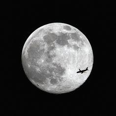 Across the Moon