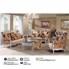 Furniture Mewah Sofa Untuk Ruang Tamu Harga Minimalis Modern