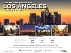 Un viaje de Mil Millas comienza por el primer paso! travel without limits! Asesor de Viajes VOLANDO:    LOS ANGELES GETAWAY PACKAGES - ESCAPADITA EN L...