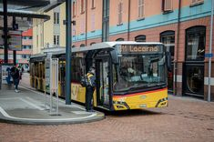 Post Bus, Poster, Classic, Vehicles, Modern, Autos, Locarno, Swiss Guard, Derby