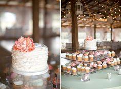 Wedding cake et miniardise