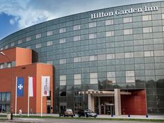 Rzeszow Hilton Garden Inn Rzeszow Poland, Europe The 3-star Hilton Garden Inn Rzeszow offers comfort and convenience whether you're on business or holiday in Rzeszow. The hotel offers guests a range of services and amenities designed to provide comfort and convenience. Take advantage of the hotel's 24-hour room service, facilities for disabled guests, Wi-Fi in public areas, car park, room service. Guestrooms are fitted with all the amenities you need for a good night's sleep. ...
