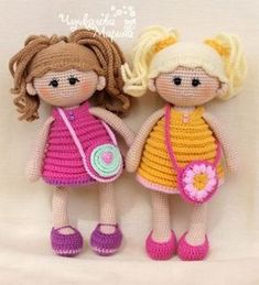 Crochet Dolls Free Patterns Amigurumi Video Tutorial