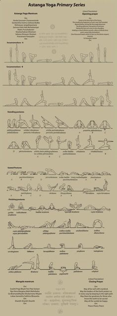 ashtanga primary series-deceptively hard. takes roughly four years of daily practice to master. www.groupon.com/...