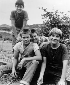 """based on Stephen King's short story """"The Body"""" this movie is an all time classic....""""Stand By Me"""""""