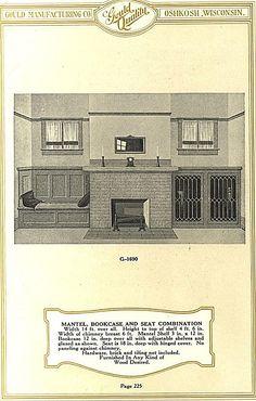1920 Fireplace