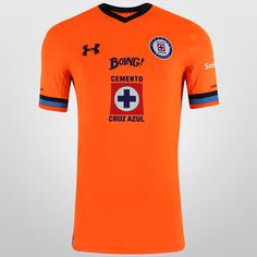 Jersey Under Armour Cruz Azul Tercero 15 16 S N° Authentic - Comprá Ahora 3856db787cc