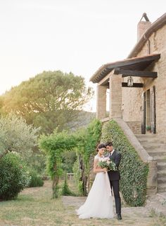 Embracing Old World Beauty With A Villa Affair
