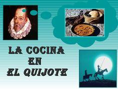 La cocina del quijote: olla, palomino, lentejas, salpicón...