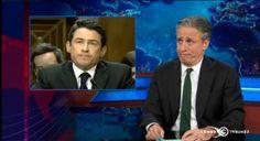 WOW: Jon Stewart SLAMS Obama and liberals for corruption. The price of ambassadorship.