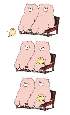 monoyou:  座りたい鳥