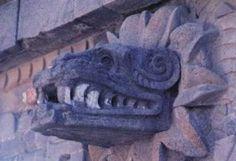 Quetzalcoatl, en Teotihuacán