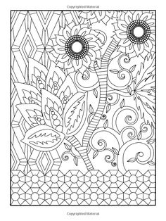Amazon.com: Garden Party!: Flower Designs to Color (Dover Nature Coloring Book) (9780486480350): Kelly A. McElwain, Robin J. Baker, Coloring Books, Flowers: Books